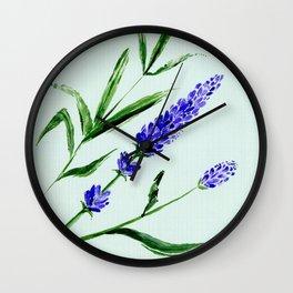 nv Wall Clock
