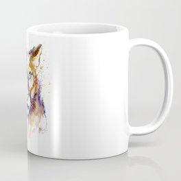 Mountain Lion Head Coffee Mug