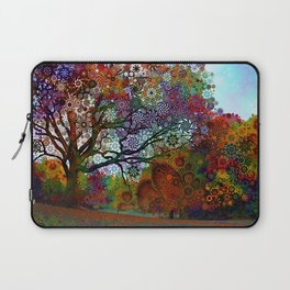 Afternoon Lght Laptop Sleeve