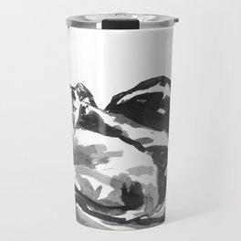 Greyhound -3 Travel Mug