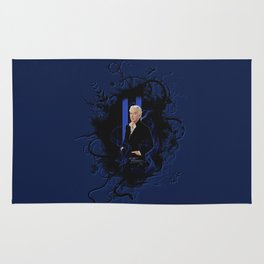 "Laptop-Skin ""Alan Rickman - Bluenote"" Rug"