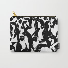 meanwhile penguins Carry-All Pouch