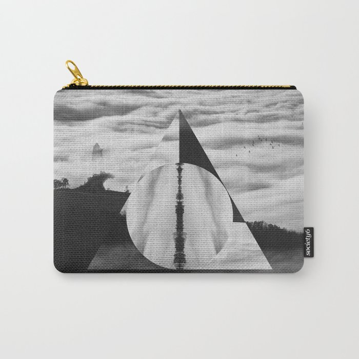 The Tale of Three Brothers - Deathly Hallows Carry-All Pouch