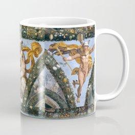 """Raffaello Sanzio da Urbino """"The Loggia of Psyche"""", 1517-18 Coffee Mug"""