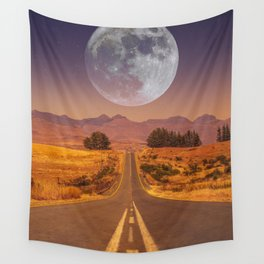 Lunar 2 Wall Tapestry
