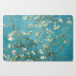Almond Blossoms by Vincent van Gogh Cutting Board