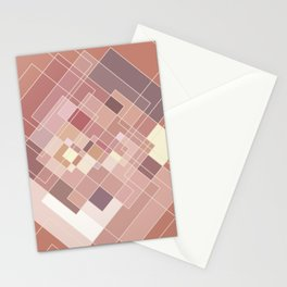 GeoPink Stationery Cards