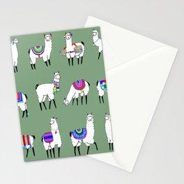 Llama Love Stationery Cards