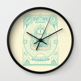 Kang the Liberator  Wall Clock