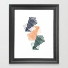 translucent no. 06 Framed Art Print