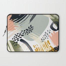Abstract autumn season Laptop Sleeve