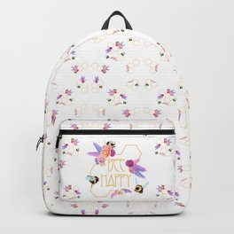 Bee Happy Backpack