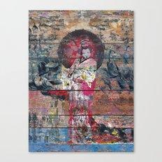 Airando Geisha (Island Woman) Canvas Print