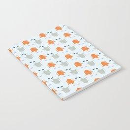 Summer Pines Notebook