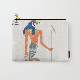Montu  from Pantheon Egyptien (1823-1825) by Leon Jean Joseph Dubois (1780-1846) Carry-All Pouch