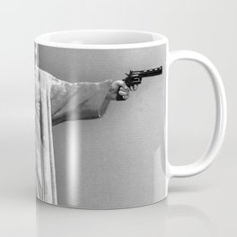 Redemption Black And White Coffee Mug