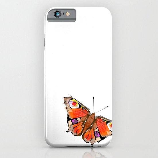 Geobutterfly iPhone & iPod Case
