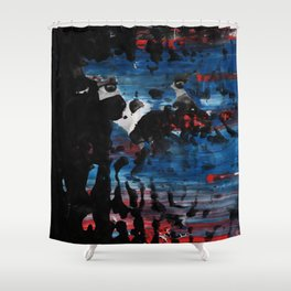 To This Day Shower Curtain