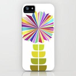 70ies flower No. 2 iPhone Case