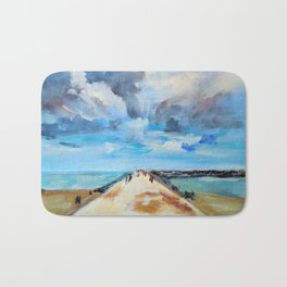 The Breakwater Bath Mat