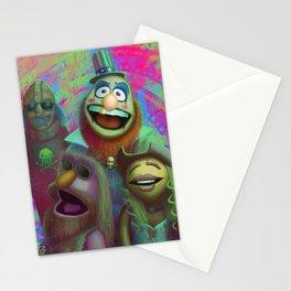 Muppet Maniac - Electric Mayhem as the Firefly Family Stationery Cards
