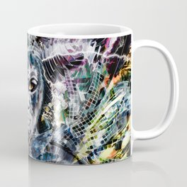Close Encounters with Glen Alen in OvahFx - Art without a brush  Coffee Mug