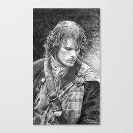 JF Canvas Print