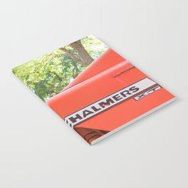 Allis - Chalmers Vintage Tractor Notebook