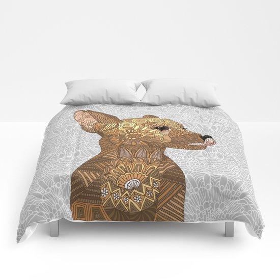 Miniature Pincher Comforters