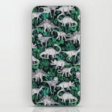 Dinosaur Jungle iPhone & iPod Skin