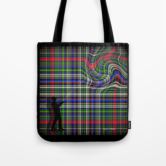 Conscientious objector Tote Bag