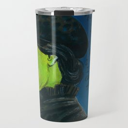 Elphaba-Wicked Travel Mug