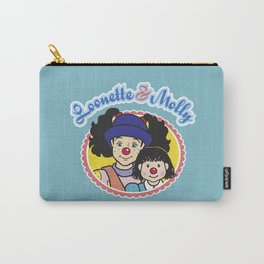 Loonette & Molly - The Big Comfy Couch Carry-All Pouch