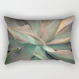 Calm Agave Rectangular Pillow