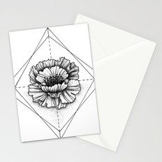 INK FLOWER Stationery Cards