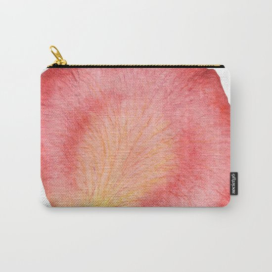 Rose Petal 01 Carry-All Pouch