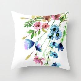 Springtime II Throw Pillow