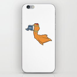 Sorry Hank. iPhone Skin