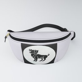 Aries - Zodiac sign Fanny Pack