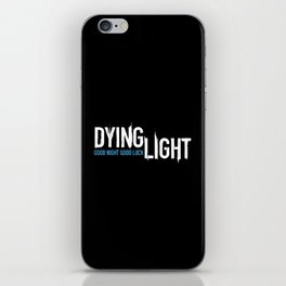 Dying Light iPhone Skin