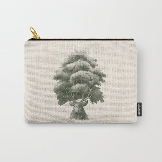 Old Growth  Carry-All Pouch