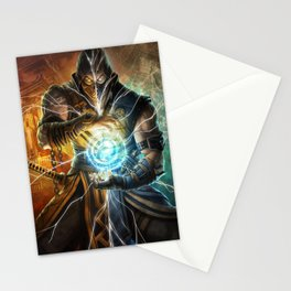 Game mk9 Stationery Cards