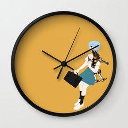 00 Rei Ayanami Wall Clock