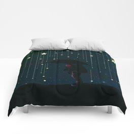 Lluvia de estrellas Comforters