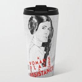 Leia - The Resistance Travel Mug