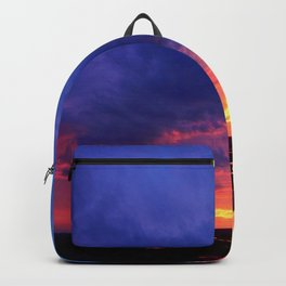 Evening's Face Backpack