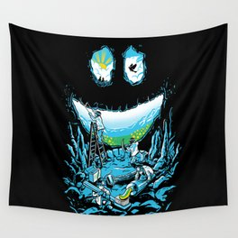 Cave-ities Wall Tapestry