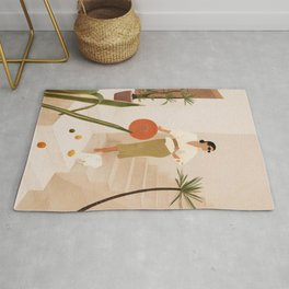 Wonders of the New Day Rug