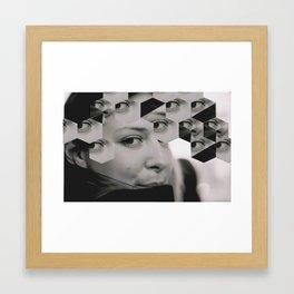 privacy Framed Art Print