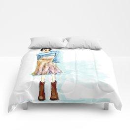 Fashion Killa Comforters